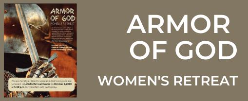 Armor of God Women's Retreat